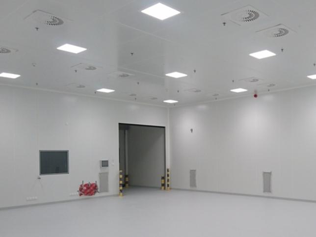 cleanroom do produkcji wyrobow medycznych