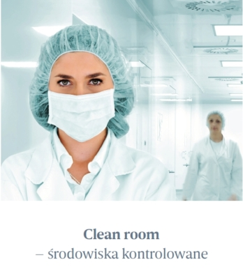 cleanroom środowiska kontrolowane