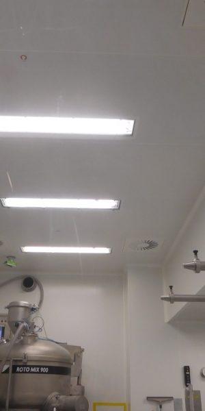 Pomieszczenia Czyste 40 BT CleanRoom